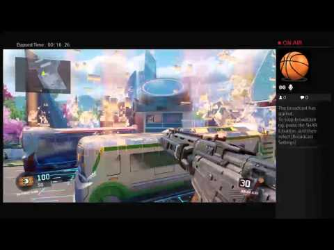 Black Ops 3 Multiplayer Gameplay