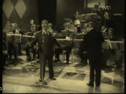 """Video of Jussi Björling singing """"Till Havs"""" (complete - 1953)"""