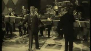 "Video of Jussi Björling singing ""Till Havs"" (complete - 1953)"