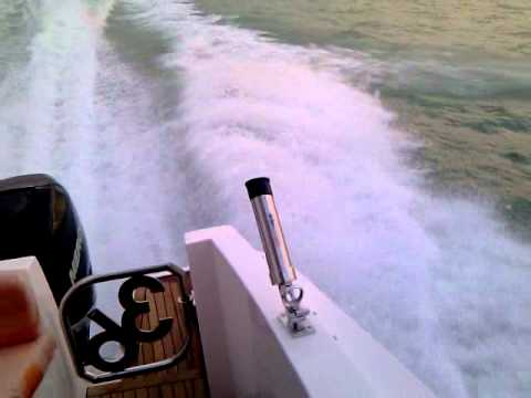 ORYX 36 NEW MODEL SEA TRIAL AT THE MARINA MALL