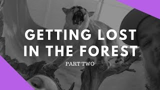 GETTING LOST IN THE FOREST (Geocaching Series) PART TWO