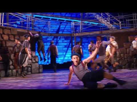"""""""Seize the Day!"""" Disney Newsies at the Maltz Jupiter Theatre"""