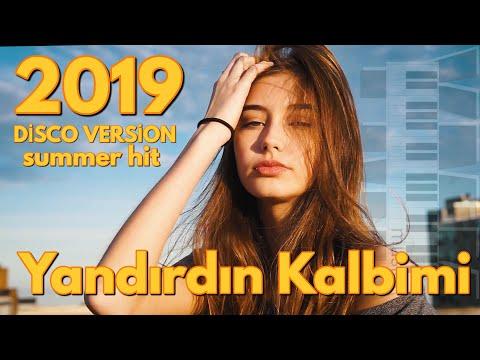 Yandırdın Kalbimi Aman  - Yeni Disco Version | Summer Hit  2019 (YMK Musiqi)