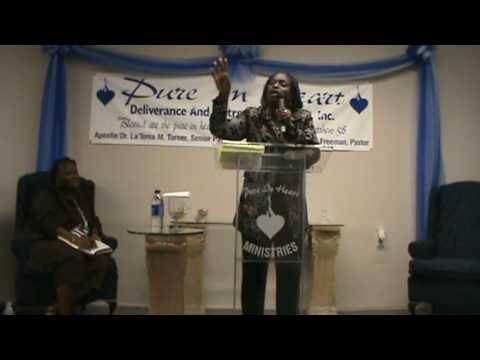 Apostle La'Tonia Turner - God's Got A Plan Part Th...