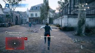 ASSASSIN CREED UNITY gameplay # 2 Radeon R9 270X 4GB - Ultra Settings at 1080p [HD]