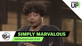 Simply Marvalous and Martin Lawrence Have A Secret History   Def Comedy Jam
