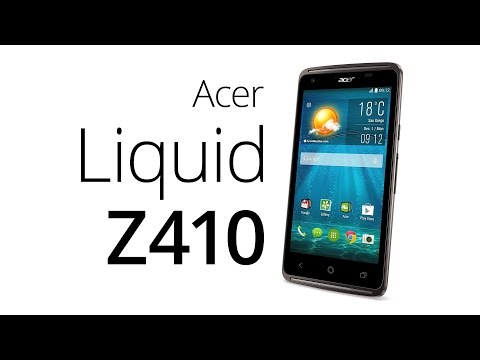 Acer Liquid Z410 (VIDEO MEJORADO)