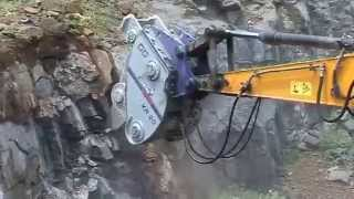 Bacha - Xcentric Ripper (XR20) with Sany Excavator in Gujarat (Performance Review)