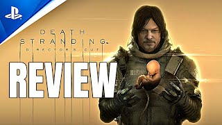 Death Stranding Director's Cut PS5 Review - The Final Verdict (Video Game Video Review)