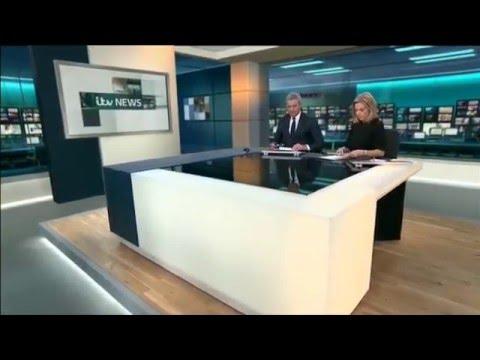 Bristol Metropolitan Academy On ITV National News