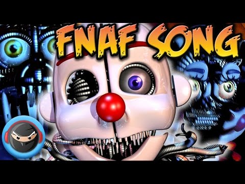 """FNAF SISTER LOCATION SONG """"Daddy's Little Monsters"""" feat. Jordan Lacore"""