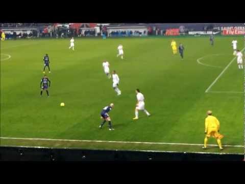 PSG-OM (2-0 Parc Des Princes, 24 Fevrier 2013, L1)