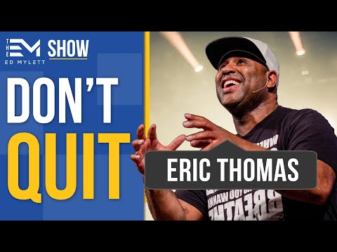 Eric Thomas – The Hip-Hop Preacher