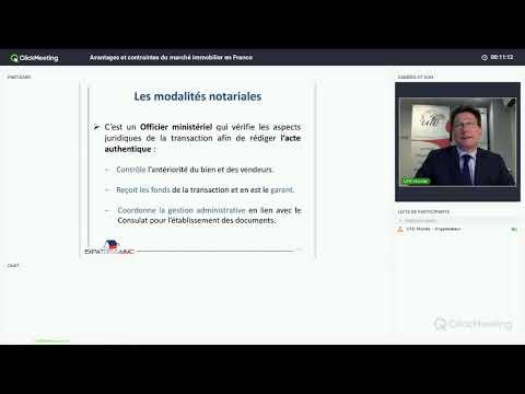 Avantages et contraintes du marché immobilier en France