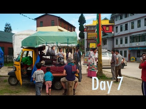 Day 7 - Refugees and Tea