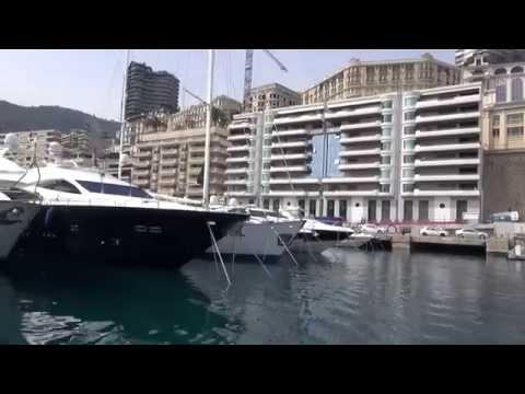 Bateau Bus, Monte Carlo, Monaco