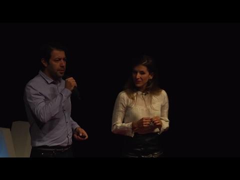 Yüzmeyi Öğrenmek İçin Denize Atlamak | Biz Evde Yokuz | TEDxKoçUniversity
