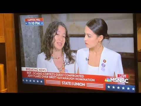 Alexandria Ocasio-Cortez MSNBC Interview Post SOTU