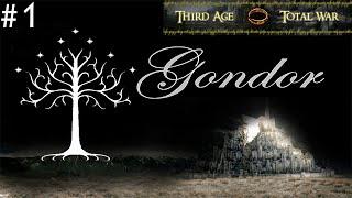 Third Age: Total War - Gondor - Bölüm 1 ~ Yeni Bir Umut! [Yüzüklerin Efendisi][FACECAM]