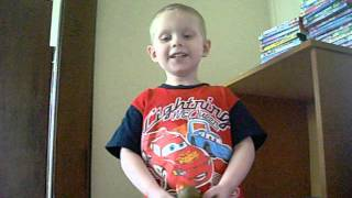 Devin age 3 high functioning autism