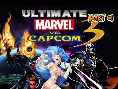 Ultimate Marvel vs. Capcom 3 Online Battles: One lobby to rule them all!