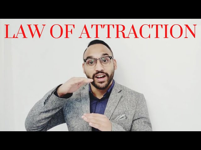 The Law of Attraction | SMMA with Abul Hussain