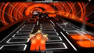 Audiosurf - Space battle by F-777