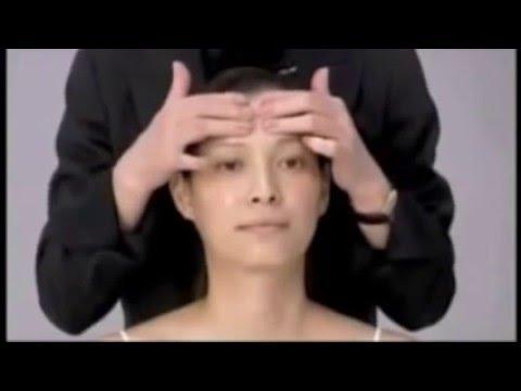 Омоложение на 10 лет за несколько минут. Японский массаж лица.