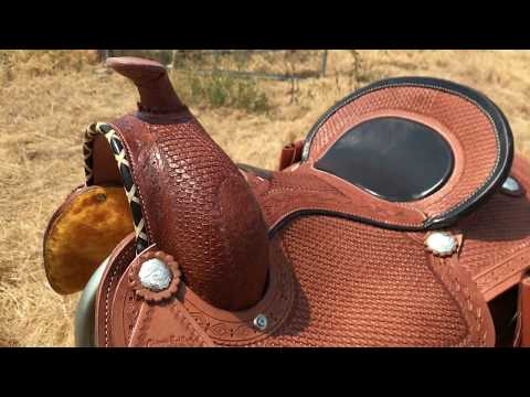Best trail saddle EVER!