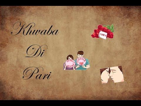 Khwaba Di Pari # Akhil || New Song, 2017 Whtsapp Video Status
