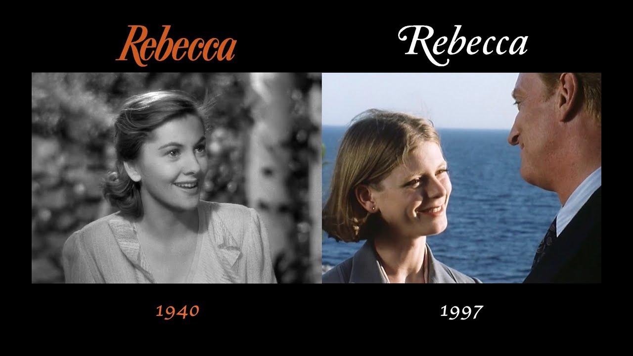 Rebecca (1940/1997) side-by-side comparison