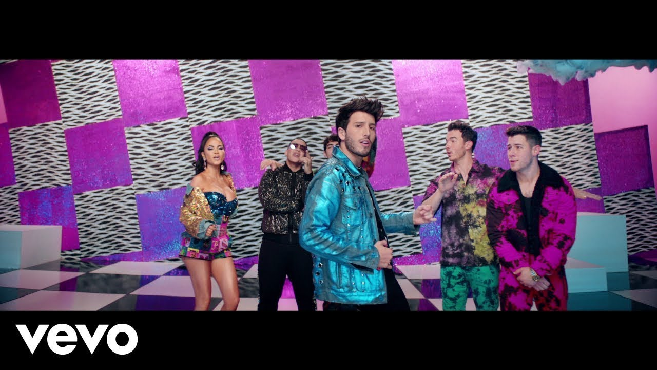 Sebastián Yatra, Daddy Yankee, Natti Natasha — Runaway ft. Jonas Brothers