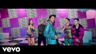 Download Lagu Sebastian Yatra Daddy Yankee Natti Natasha - Runaway ft Jonas Brothers MP3