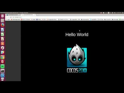 Creating A Javascript Multiplatform Game Using Cocos2d-x