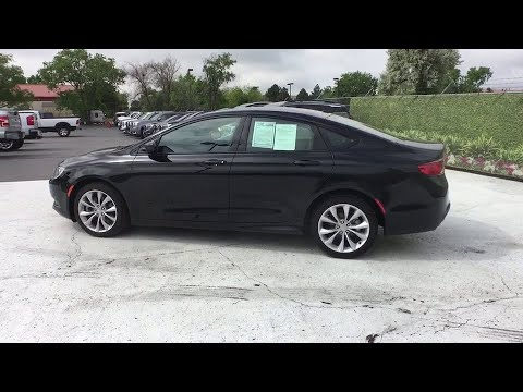 2015 Chrysler 200 Aurora, Denver, Parker, Centennial, Littleton, CO J4098