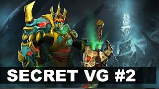 Secret vs VG Skeleton King! - Nanyang Final Game 2