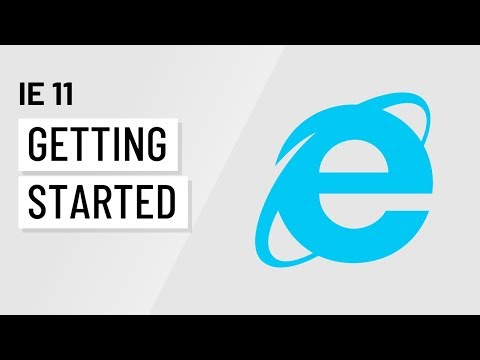 Internet Explorer 11: Getting Started with Internet Explorer 11