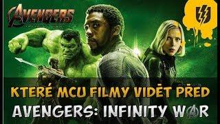 Které MCU vidět před Avengers: Infinity War | ULBERT