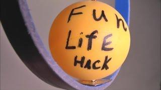4 simple fun life hacks
