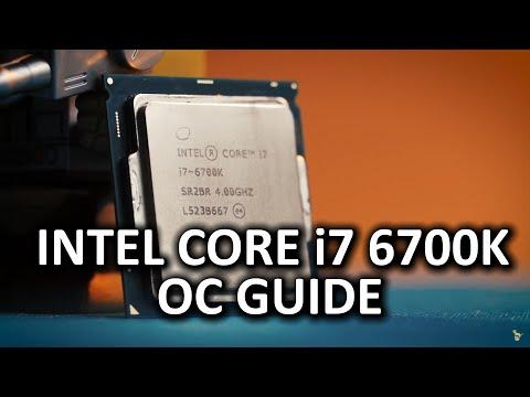 "Intel ""Skylake"" Core i7 6700K Overclocking Guide"