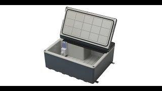 Обзор. Автохолодильник компрессорный INDEL B TB25AM