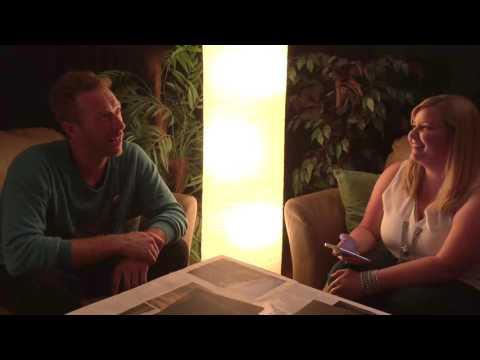 Y98 Winner Interviews Coldplay's Chris Martin
