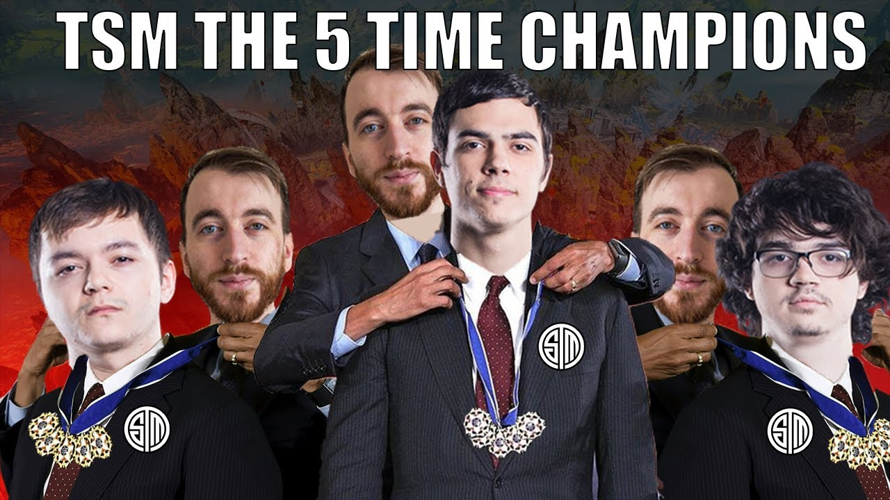 Download Why TSM is the Best Team in the World // Apex Academy #7 (reupload)