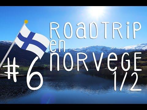 VLOG #6: 1/2 ROAD TRIP EN NORVÈGE
