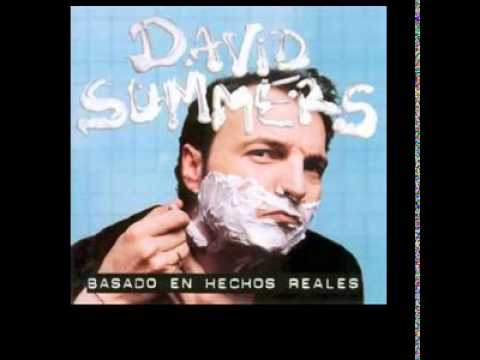 DAVID SUMMERS HECHAME UN CABLE