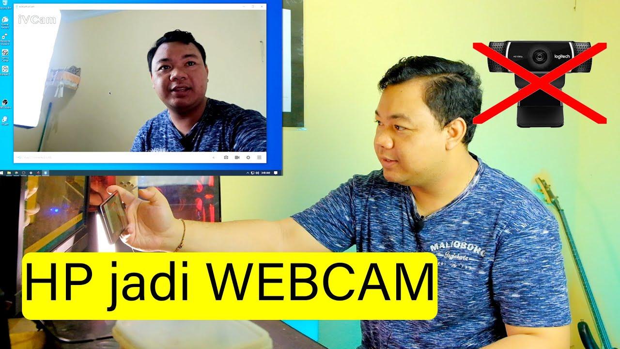 Cara Menggunakan Hp Android Ios Menjadi Webcam Youtube