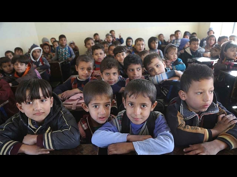 Mosul schools re-open as normal life resumes