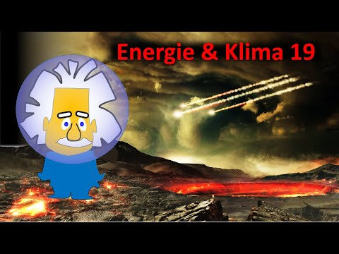 Der Beginn: Als die Erde noch unbewohnbar war   #19 Energie und Klima Vorlesung