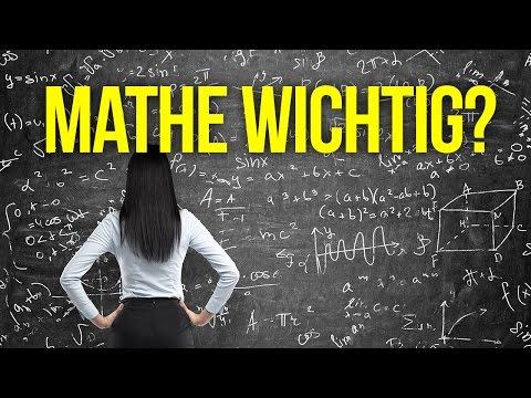 Ist Mathematik wichtig fürs Leben?