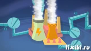 Фиксики - Советы - Экономьте электроэнергию! | Фикси-советы